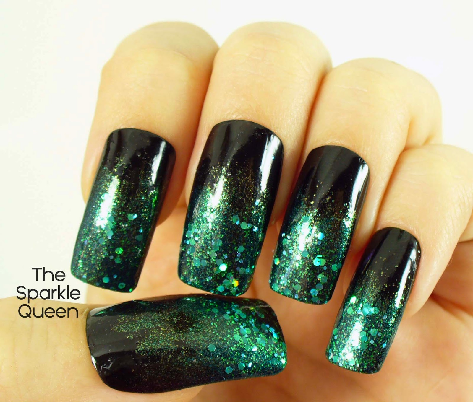 Dark mysterious glitter gradient march hepicksmypolish nail dark mysterious glitter gradient march hepicksmypolish nail art challenge a sparkly life for me prinsesfo Gallery